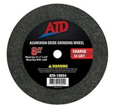 "ATD Tools 10554 Replacement 8"" Coarse Grit Grinding Wheel"