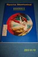 1968 Sports Illustrated ST LOUIS CARDINALS Lou BROCK Baseball Preview FREE SHIP