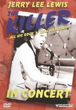 "JERRY LEE LEWIS: ""THE KILLER"" IN CONCERT NEW DVD"