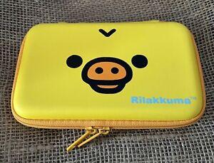 Nintendo Official Rilakkuma C 3DS XL LL Case cover pouch I-LEX