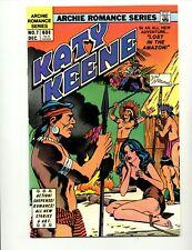 Katy Keene #7    Lost in the Amazon