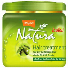 100 g  LOLANE Natura Hair Treatment for Dry and Damaged Hair with Jojoba Oil