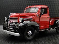Dodge 1 Pickup Truck 1940s Sport 43 Hot Rod 12 Vintage 18 Classic 24 Car Rat