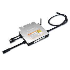 300W 600W Solar Grid Tie Inverter DC18-50V for 36V PV Panel Micro Inverter IP65