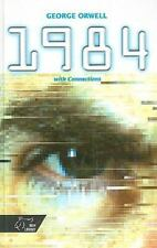 1984 With Connections: With Connections (Hrw Library) by George Orwell