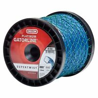 Oregon 20-102 Platinum Gatorline 3-Pound Spool String Trimmer Line .095