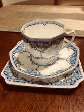 Royal Doulton Tea Trio Arvon Design Made In England