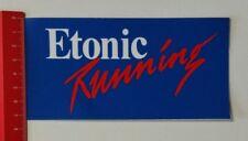 Aufkleber/Sticker: Etonic Running (230217157)