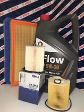 Service Kit Vauxhall Combo Mk2 1.7 CDTI (04-11) Air Oil Fuel Filter 5 Litre Oil