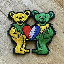 They Love Each Other Bears Embroidered Patch