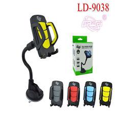 Unterstützung von Auto für Handy Drehung 360° mit Saugnapf Arm Drehbar LD-9038