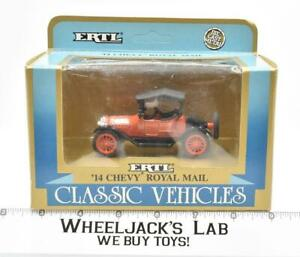 '14 Chevy Royal Mail Classic Vehicles ERTL 1988 Die-Cast Vehicle Toy