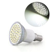 5X(E14 Ampoule Lampe Spot 3528 SMD 60 LEDs Blanc 230V 3W 360LM Pr Maison WT