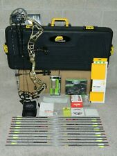 """Loaded LEFT Hand 2021 BOWTECH Solution Bow Package- 60 to 70 lb- 25 to 30"""""""