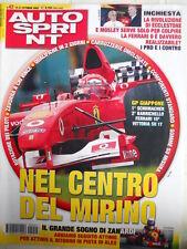 Autosprint n°42 2002 Test Alfa 156 GTA  [P20]