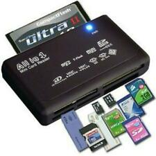 Lupo S-CR-9115 All in 1 USB Multi Memory Card Reader for SD SDHC Mini Micro M2 MMC XD CF