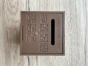 Inside³ Labyrinth 3D Puzzle Maze Cube - Vicious (no box)