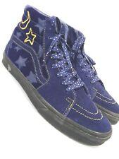 VANS DISNEY Shoes Mens Size 11.5 Blue Limited Sorcerers Apprentice Skater 1219
