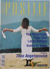 POSITIF 453/DOSSIER THEO ANGELOPOULOS/HOU HSIAO HSIEN/PETER WEIR/LODGE KERRIGAN