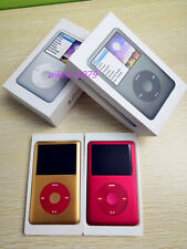 New - iPod Classic 7th Generation 80GB / 120GB / 160GB Gold / Red (latest model)