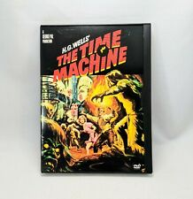 The Time Machine (Dvd, 2000) 1960 H.G. Wells SciFi Film w/ Rod Taylor