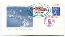 1986 Voyager 1 2 NASA Jet Propulsion Laboratory Pasadena California Neptune USA