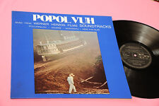 POPOL VUH LP MUSIC FROM HERZOG FILMS ORIG ITALY 1982 MINT UNPLAYED MAI SUONATO !