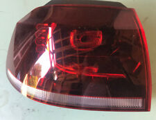 Volkswagen Golf  Rear Tailgate Light Led Genuine Vw