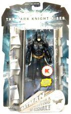 "Batman Dark Knight Rises Deluxe Movie Masters KMart Batman 6"" Figure Blueprints!"