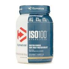 DYMATIZE NUTRITION ISO 100 1.6LB HYDROLYZED WHEY DISCOUNTED PROTEIN LOW PRICE