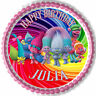 Trolls - Edible Cake Topper OR Cupcake Topper, Decor