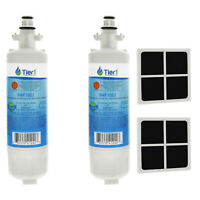 Fits LG LT700P & LT120F Comparable Refrigerator Water & Air Filter Comb