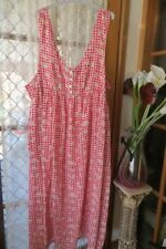 Viscose Hand-wash Only Check Dresses for Women