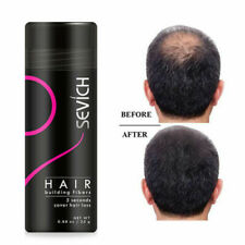 SEVICH Instant HAIR BUILDING Fibers NATURAL Keratin Protein Thickener Hair Loss