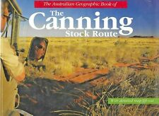 The Australian Geographic Book of The Canning Stock Route ed by Jenny Stanton VG