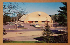 Snively Arena & Outdoor Swimming Pool, Univ. of New Hampshire postcard