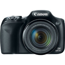 *BRAND NEW* Canon PowerShot SX530 16MP Camera 50x Optical Zoom Full-HD WiFi NFC