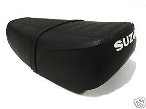 SUZUKI TS125 TC125 TS185 TC185 K/L/M/A '73/74/75/76 COMPLETE SEAT SADDLE