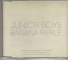 (BX611) Junior Boys, Banana Ripple - 2011 DJ CD