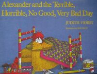 Children's Books Alexander and the Terrible, Horrible, No Good, Very Bad Day