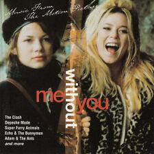 Me Without You-2001-Original Movie Soundtrack-18 Tracks-CD