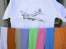 "Boeing B-17 ""Flying Fortress"" XXL Tshirt FREE S&H IN US"