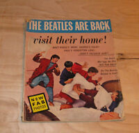 The BEATLES Are Back 1964 Fanzine Booklet/Magazine