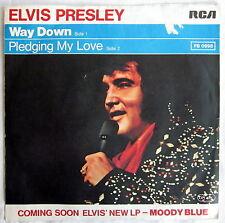Single (s) - WAY DOWN - Elvis Presley