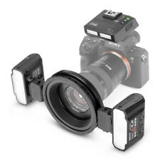 Meike MK-MT24 Macro Twin Lite TTL Flash Kit for Sony Nex A7 A7RII A7MII Camera