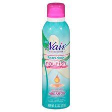 Nair Sprays Away Nourish - Moroccan Argan Oil Orange Blossom Hair Remover 7.5 oz