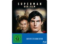 Superman - Der Film (Lim. Steelbook Edi)[Blu-ray](NEU/OVP) Christopher Reeve, Ge