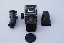 Hasselblad 500C/M Medium Format SLR Film Camera with 80 mm lens Kit
