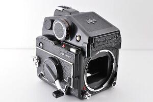 [NEAR MINT] Mamiya 645 1000S with 120 Film Back Medium format Camera From JAPAN