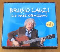 BRUNO LAUZI - LE MIE CANZONI - 3CD - SONY - OTTIMO CD [AC-275]
